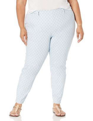 Amazon Essentials Women's Plus Size Pull-On Knit Jegging