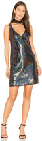Line & Dot Thea Sequin Mini Dress