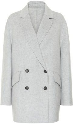 Joseph Milburn wool and cashmere coat