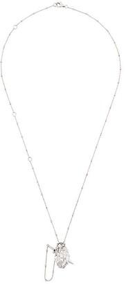 Kasun London Vampire Heart Pendant Necklace