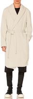 Rick Owens Spa Robe