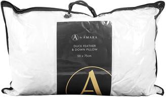 Essentials Duck Feather & Down Pillow
