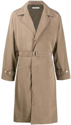 Our Legacy belted trench coat