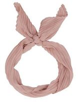 New Look Pink Pleated Bandana Neckscarf