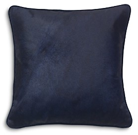 Mitchell Gold Bob Williams Calf Hair & Velvet Pillow, 22 x 22
