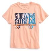 Toddler Boy's Peek Sidewalk Surfer T-Shirt