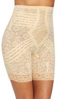 Rago Hi Waisted Long Leg Shaper Shapewear - 6207
