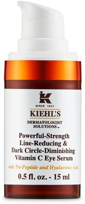 Kiehl's Powerful-Strength Line-Reducing & Dark Circle-Diminishing Vitamin C Eye Serum