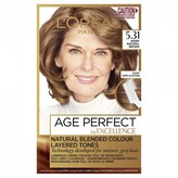 L'Oreal Excellence Age Perfect 5. 31 Warm Natural Brown 1 pack