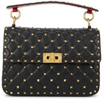 Valentino Garavani Rockstud Spike. It Medium Leather Shoulder Bag