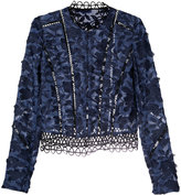 Elie Tahari Dark Ozone jacket - women - Ramie - 2