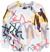 Molo Graphic sweatshirt - Marina