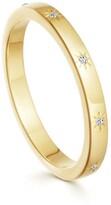 Missoma Gold Interstellar Star Studded Ring