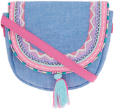 Accessorize Chambray Cross Body Bag