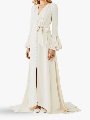 Ghost Viola Wedding Dress, Cloud Dancer