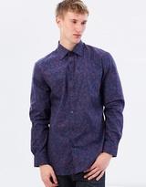 Brushstroke Printed Shirt