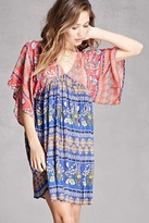 Forever 21 Paisley Print Tunic