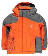 Spyder Guard Jacket Infant Boys Snow Winter Sports Full Zip Hooded Top