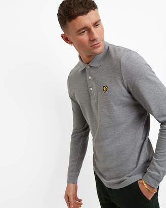Lyle & Scott Men's LS Polo Shirt