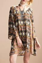 Easel Ethereal Bohemian Dress