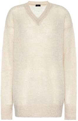 Joseph Oversized mohair-blend sweater