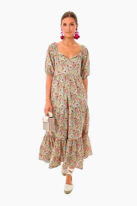Agnese Floral Zara Dress