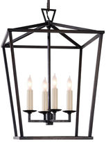 Visual Comfort & Co. Darlana 4-Light Lantern, Iron