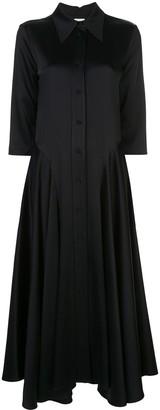 KHAITE Katie shirt dress