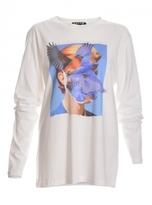 Simeon Farrar Long Sleeved Bowie Tee