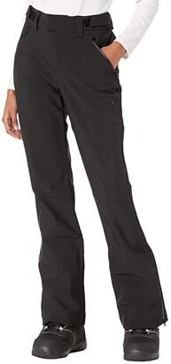Oakley Softshell Pants (Blackout) Women's Outerwear