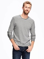Old Navy Striped Thermal Tee for Men