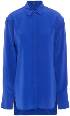Joseph Silk-satin Crepe Shirt