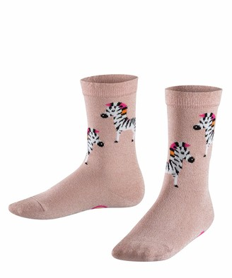 Falke Girl's Zebra Calf Socks