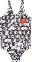 Moschino Logo Swimsuit