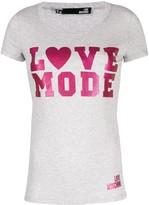 Love Moschino Love Mode T-shirt