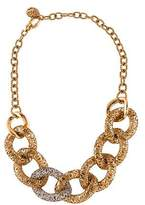 Pomellato 18K Diamond Arabesque Necklace