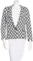 Isabel Marant Printed Tailored Blazer
