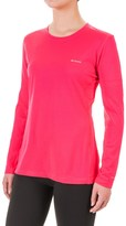 Columbia Midweight II Omni-Heat® Base Layer Top - Long Sleeve (For Women)