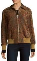 Saint Laurent Scholastic Lady Jacket