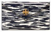 Tory Burch Turn-Lock Patent Envelope Pouch