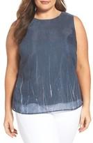 Nic+Zoe Plus Size Women's Spring Tide Top
