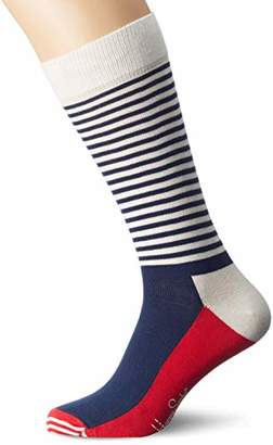 Happy Socks Happy Socks, Cool Colourful Patterned Cotton Socks for Men and Women, (41-46)