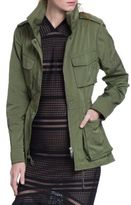 Tracy Reese Fatigue Military Jacket