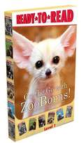 Simon & Schuster On The Go With Zooborns!.