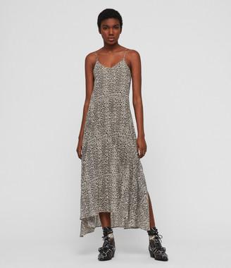 AllSaints Essie Lep Dress