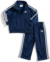 adidas Toddler Boys' 2-Piece Icon Jacket & Pants