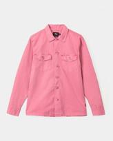 Stussy BDU Shirt (Pink)