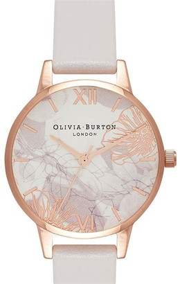 Olivia Burton Floral Watch
