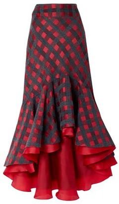 Silvia Tcherassi Knee length skirt