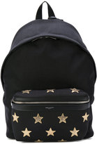 Saint Laurent Classic City California backpack - men - Leather/Polyamide - One Size